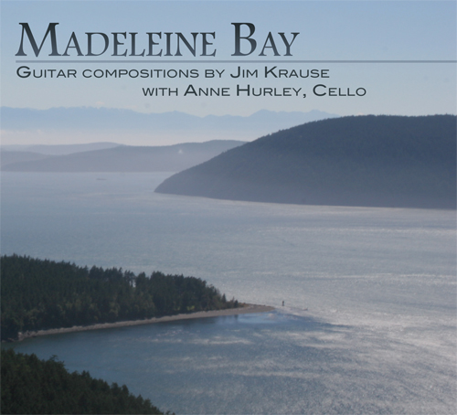Photo of CD cover: Madeleine Bay